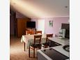Dining room - Studio flat AS-7737-a - Apartments and Rooms Lovran (Opatija) - 7737