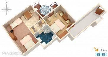 Apartment A-7738-a - Apartments Lovran (Opatija) - 7738