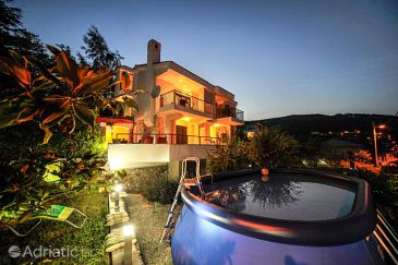 Property Ičići (Opatija) - Accommodation 7758 - Vacation Rentals with pebble beach.