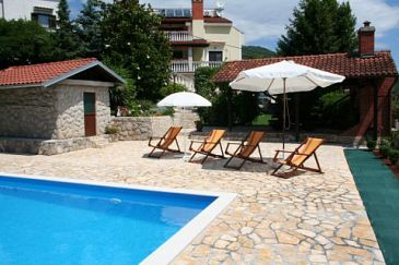Property Ičići (Opatija) - Accommodation 7762 - Apartments with pebble beach.