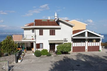 Property Lovran (Opatija) - Accommodation 7792 - Rooms with pebble beach.