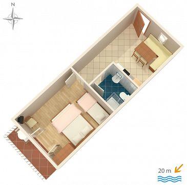 Apartament A-781-b - Apartamenty Stomorska (Šolta) - 781