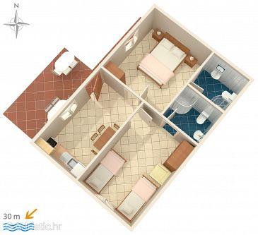 Apartment A-782-c - Apartments Stomorska (Šolta) - 782