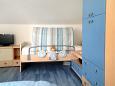 Bedroom 3 - Apartment A-7838-a - Apartments Lovran (Opatija) - 7838