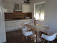 Lovran, Kitchen u smještaju tipa apartment, dopusteni kucni ljubimci i WIFI.