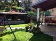 Courtyard Lovran (Opatija) - Accommodation 7838 - Apartments with pebble beach.