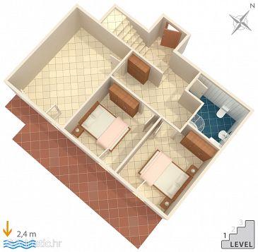 House K-7843 - Vacation Rentals Opatija - Pobri (Opatija) - 7843