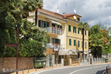 Property Opatija (Opatija) - Accommodation 7848 - Apartments near sea with pebble beach.