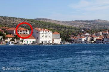 Property Milna (Brač) - Accommodation 785 - Rooms near sea.