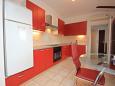 Opatija - Volosko, Kitchen u smještaju tipa apartment, dostupna klima i dopusteni kucni ljubimci.