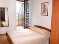 Bedroom - Studio flat AS-7876-a - Apartments Cres (Cres) - 7876