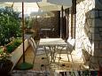 Terrace - Studio flat AS-7876-a - Apartments Cres (Cres) - 7876