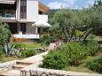Courtyard Cres (Cres) - Accommodation 7876 - Apartments with pebble beach.