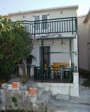 Property Brela (Makarska) - Accommodation 788 - Vacation Rentals with pebble beach.