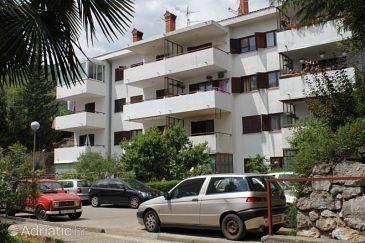 Property Lovran (Opatija) - Accommodation 7886 - Apartments with pebble beach.