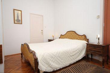 Opatija - Volosko, Bedroom u smještaju tipa room, dopusteni kucni ljubimci.