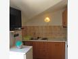 Kitchen - Studio flat AS-7951-a - Apartments Ćunski (Lošinj) - 7951