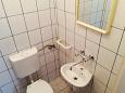 Toilet - Apartment A-796-b - Apartments Jezera (Murter) - 796
