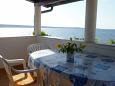 Terrace - view - Apartment A-7963-c - Apartments Nerezine (Lošinj) - 7963