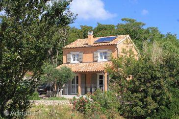 Property Nerezine (Lošinj) - Accommodation 8016 - Vacation Rentals with pebble beach.