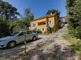 Parking lot Artatore (Lošinj) - Accommodation 8022 - Apartments near sea with pebble beach.