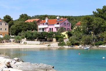 Property Artatore (Lošinj) - Accommodation 8023 - Apartments near sea with pebble beach.