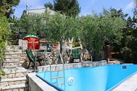 Family friendly apartments with a swimming pool Okrug Donji (Čiovo) - 8072