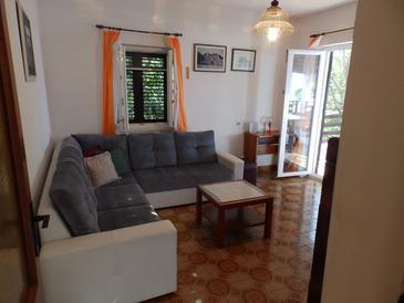 Savar, Living room u smještaju tipa apartment, dopusteni kucni ljubimci i WIFI.