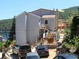 Property Valun (Cres) - Accommodation 8081 - Apartments near sea with pebble beach.