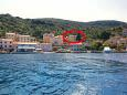 Property Valun (Cres) - Accommodation 8086 - Apartments near sea with pebble beach.