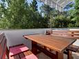 Terrace - Apartment A-8087-b - Apartments Artatore (Lošinj) - 8087