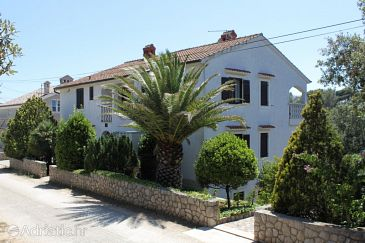 Property Artatore (Lošinj) - Accommodation 8089 - Apartments with pebble beach.