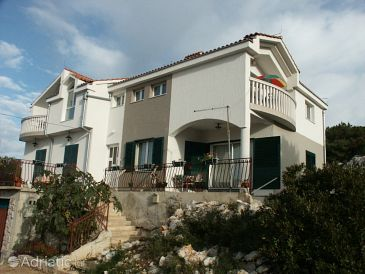 Property Tisno (Murter) - Accommodation 809 - Apartments near sea with pebble beach.