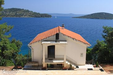 Property Luka (Dugi otok) - Accommodation 8148 - Apartments near sea.