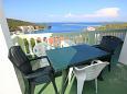 Terrace - Apartment A-8162-a - Apartments Zaglav (Dugi otok) - 8162