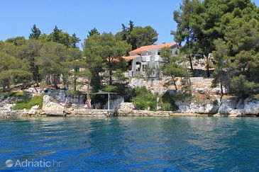 Property Lavdara (Dugi otok) - Accommodation 8175 - Vacation Rentals near sea.