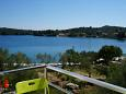Shared balcony - view - Apartment A-8182-a - Apartments Luka (Dugi otok) - 8182
