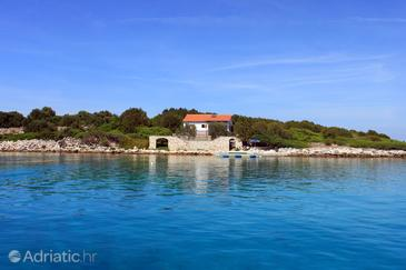 Property Krknata (Dugi otok) - Accommodation 8187 - Vacation Rentals near sea.