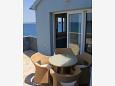Terrace 1 - Apartment A-8226-a - Apartments Preko (Ugljan) - 8226
