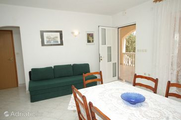 Kukljica, Living room u smještaju tipa apartment, WIFI.