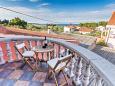 Balcony - House K-8239 - Vacation Rentals Ugljan (Ugljan) - 8239