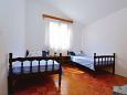 Bedroom 5 - House K-8258 - Vacation Rentals Kraj (Pašman) - 8258