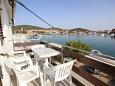 Balcony - Apartment A-8260-a - Apartments Kukljica (Ugljan) - 8260