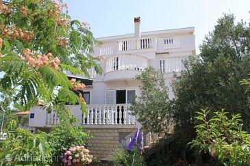 Property Dobropoljana (Pašman) - Accommodation 8275 - Apartments with pebble beach.