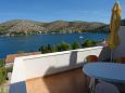 Terrace - Apartment A-8280-b - Apartments Skrivena Luka (Lastovo) - 8280
