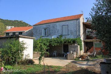 Property Lastovo (Lastovo) - Accommodation 8289 - Vacation Rentals with pebble beach.