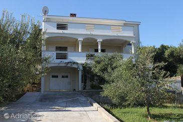 Property Tkon (Pašman) - Accommodation 8297 - Apartments near sea with pebble beach.