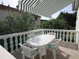 Terrace - Apartment A-8304-b - Apartments Ugljan (Ugljan) - 8304