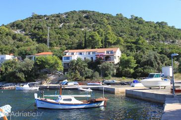 Property Zaklopatica (Lastovo) - Accommodation 8323 - Apartments near sea.