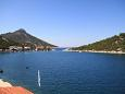 Terrace - view - Apartment A-8342-a - Apartments Zaklopatica (Lastovo) - 8342